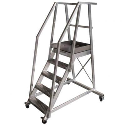 Tööpukid, platvormid ja trepid